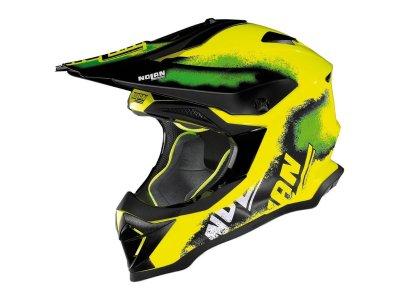 Motokrosová helma Nolan N53 Lazy Boy
