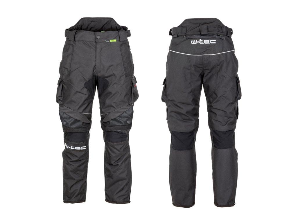 Pánské moto kalhoty W-TEC Thollte